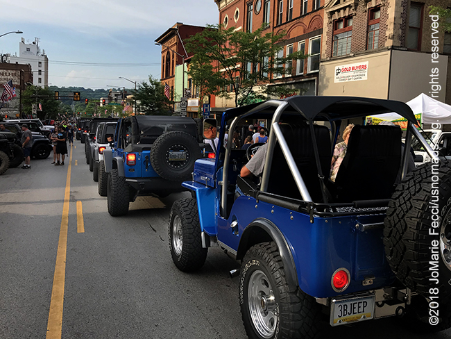 BantamRT_2018_0608_day7_invasion-lineofjeepsdrivingintotownfromback_IMG_2836_650w