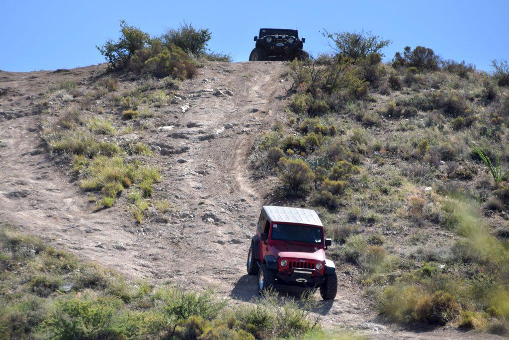 AZ_LONtrip_OCT2019_1005-Day03-TucsonRR_2jeepscomingdown_DSC_0523_1200w