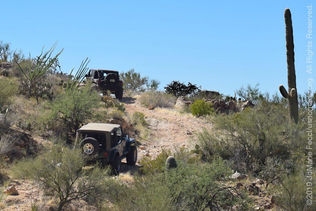 AZ_LONtrip_OCT2019_1005-Day03-TucsonRR_2jeepswithonecactus_DSC_0584_1200w