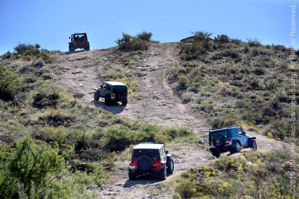 AZ_LONtrip_OCT2019_1005-Day03-TucsonRR_4jeepsgoinguphill_DSC_0476_1200w